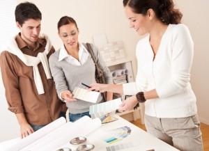 7 étapes pour devenir décoratrice d'intérieur